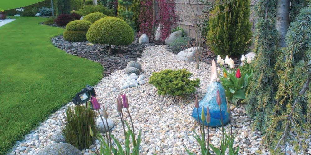 Záhrada v objatí átriového domu