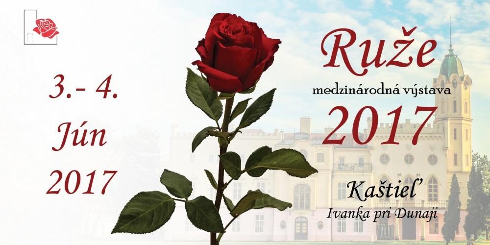 Ruže 2017